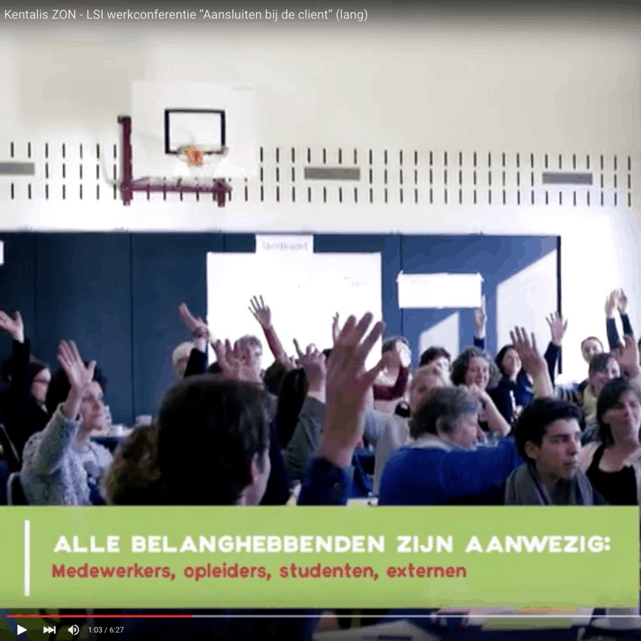 video een LSI-bijeenkomst in beeld - CT2.nl