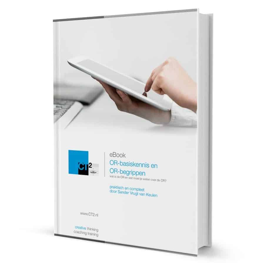 eBook OR-basiskennis en OR-begrippen - CT2.nl