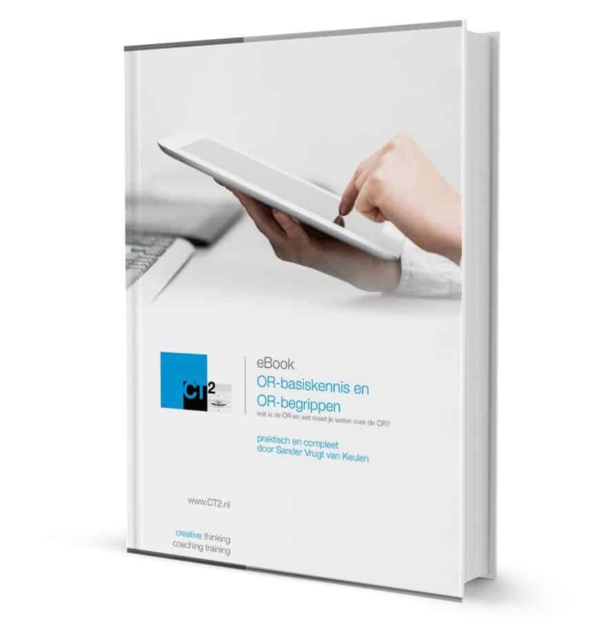 eBook OR-basiskennis en OR-begrippen - CT2.nl