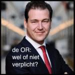 minister Asscher gaat een ondernemingsraad niet verplichten
