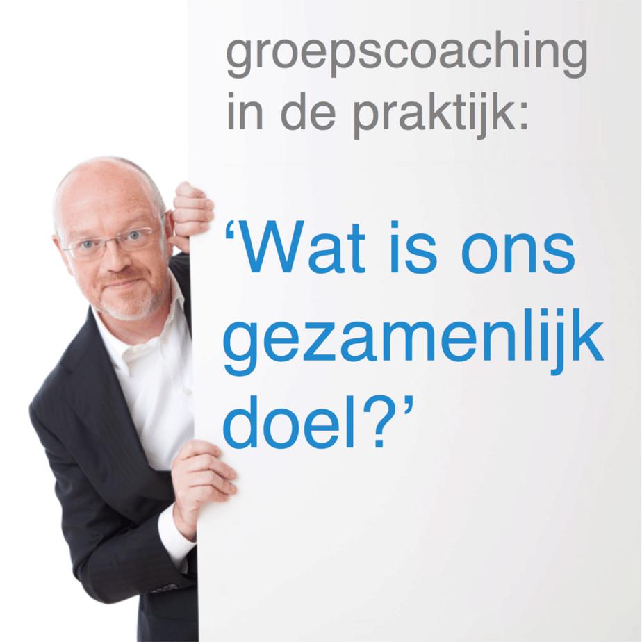 groepscoaching in de praktijk - doel van de groep - CT2.nl