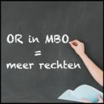 meer rechten voor de OR in het MBO
