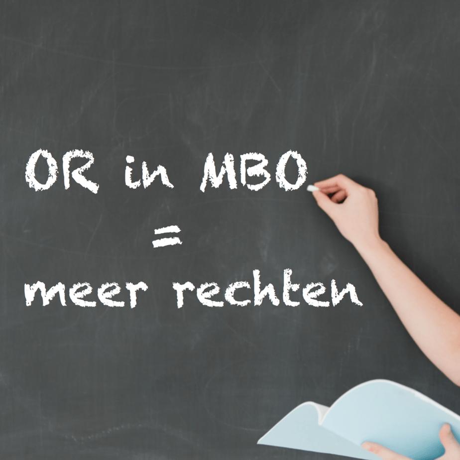 meer rechten voor de OR in het mbo - CT2.nl