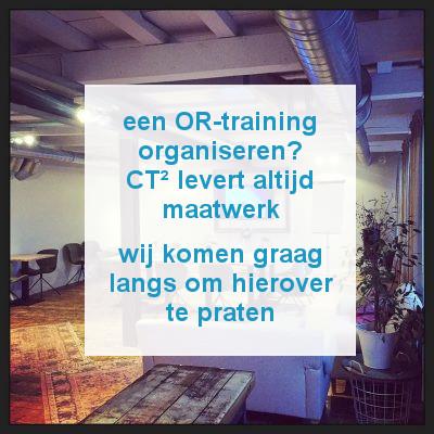 maatwerk OR-training door CT2 - CT2.nl