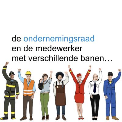 OR en medewerker met verschillende banen - CT2.nl