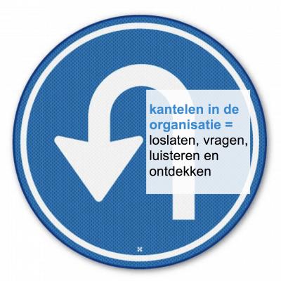 kantelen in de organisatie = loslaten, vragen, luisteren en ontdekken - CT2.nl