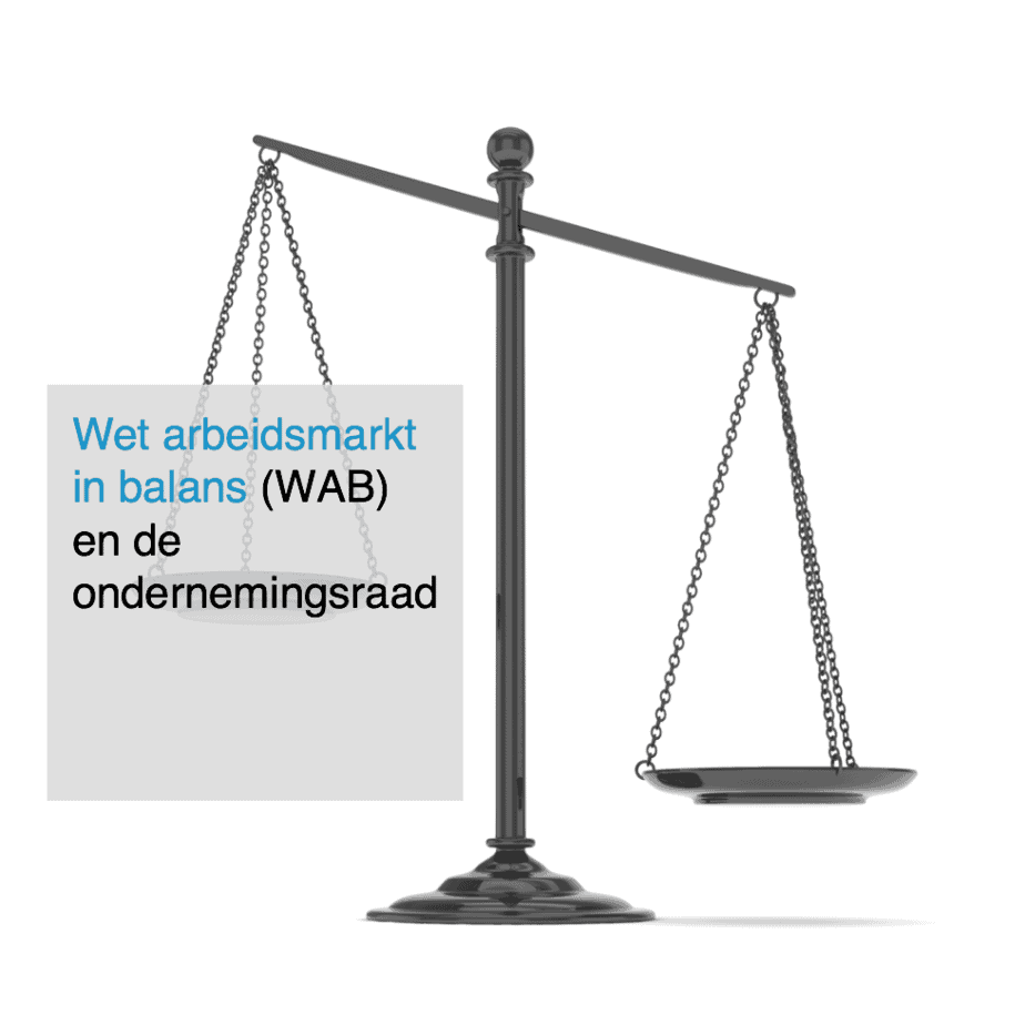 Wet arbeidsmarkt in balans (WAB) en de ondernemingsraad - CT2.nl
