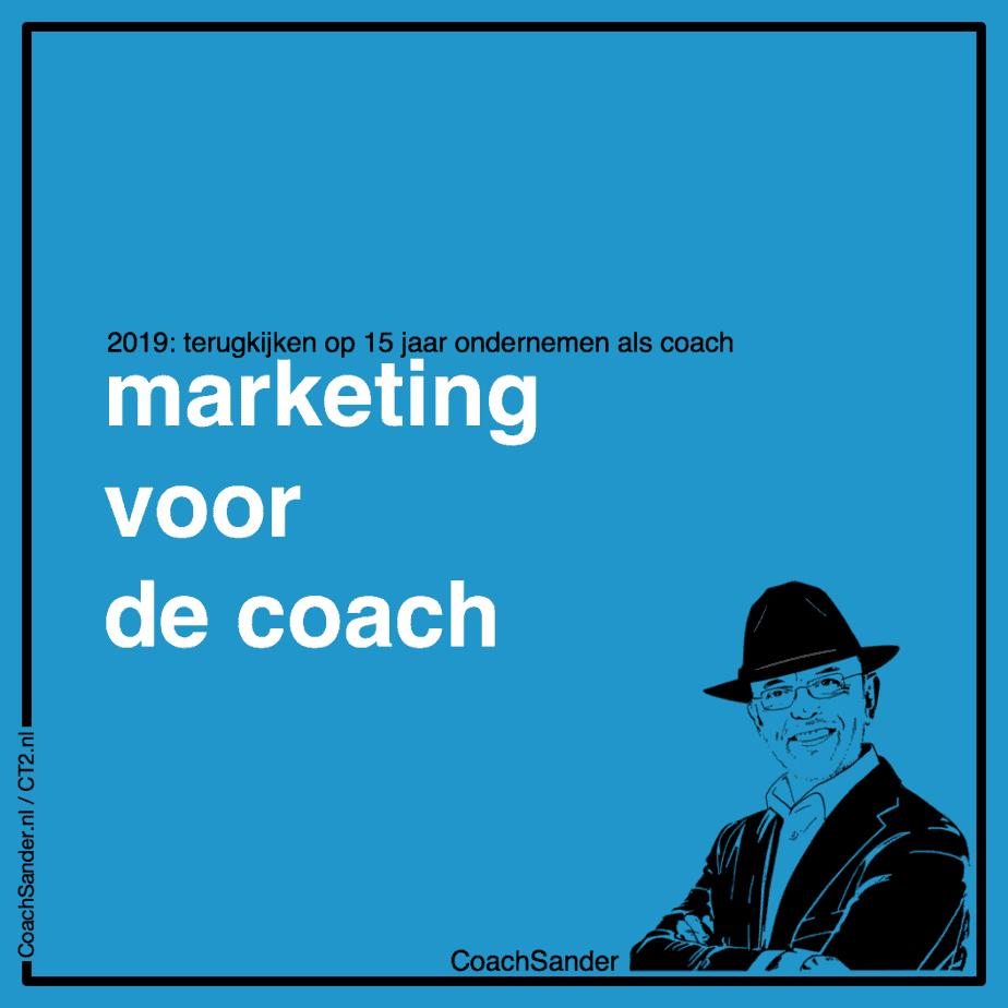 marketing voor de coach - CT2.nl