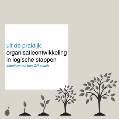 uit de praktijk- organisatieontwikkeling in logische stappen - CT2.nl