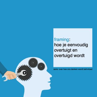 framing - hoe je eenvoudig overtuigt en overtuigd wordt - CT2.nl