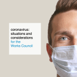 coronavirus: situations and considerations for the Works Council
