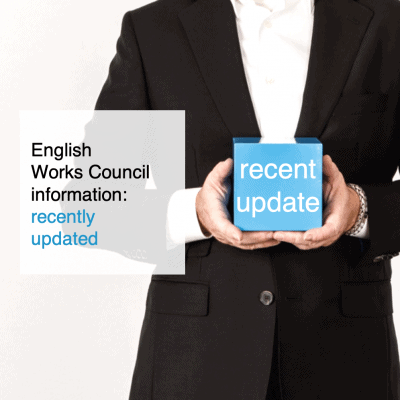 English Works Council information recently updated - CT2.nl