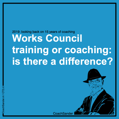 Works Council training or coaching is there a difference - CT2.nl
