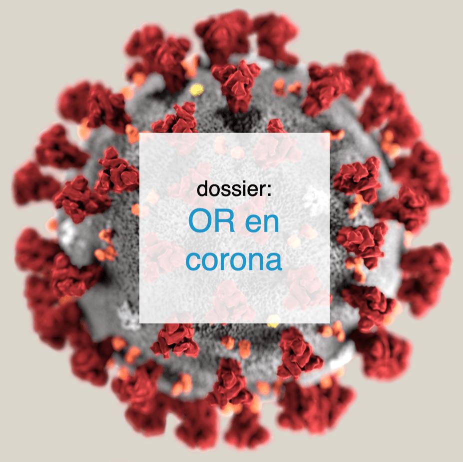 dossier OR en corona - CT2.nl