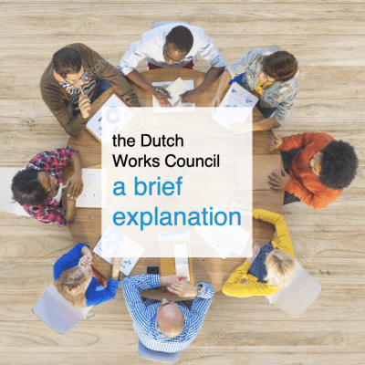 the Dutch Works Council a brief explanation - CT2.nl
