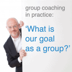group coaching in practice: 'what is our goal as a group?'