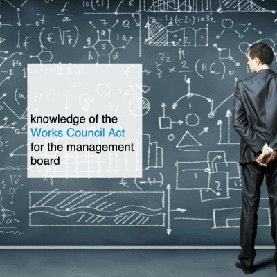 knowledge of the Works Council Act for the management board - CT2.nl