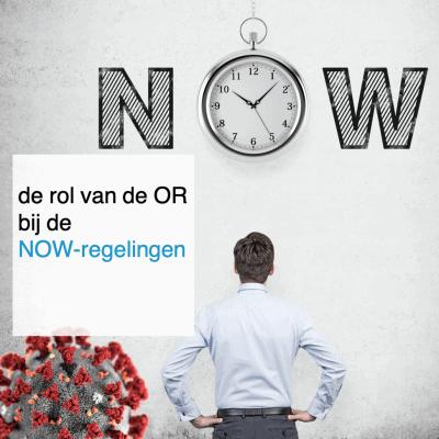 rol van de ondernemingsraad bij de NOW-regelingen - CT2.nl