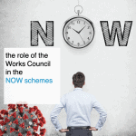 the role of the Works Council in the NOW schemes