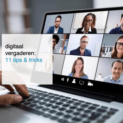 digitaal vergaderen 11 tips en tricks - CT2.nl