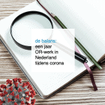 de balans: een jaar OR-werk in Nederland tijdens corona