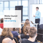 a Works Council training is not a training