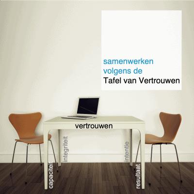 samenwerken volgens de Tafel van Vertouwen - CT2.nl