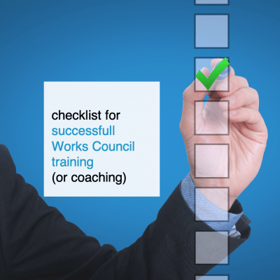 2021-09-02, Checklist for successful Works Council training:coaching - CT2.nl