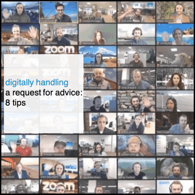 digitally handling a request for advice 8 tips - CT2.nl